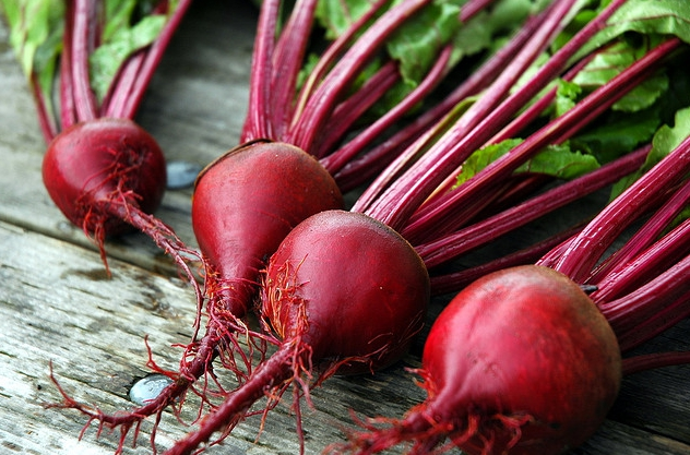 Beets for Liver Health