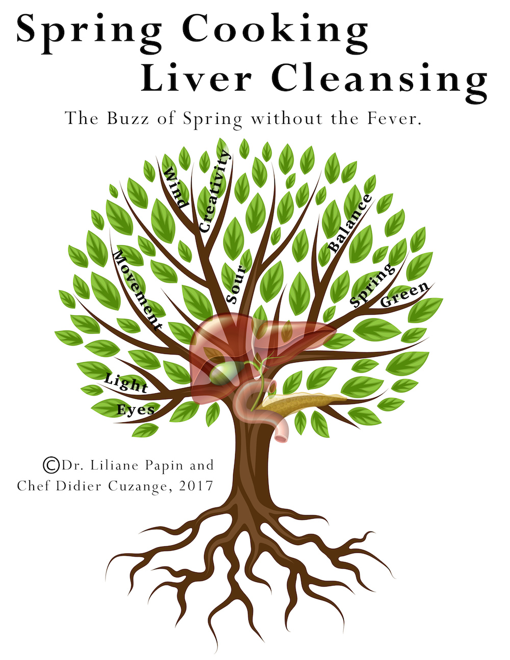 New ebook on Liver and Gallbladder Health