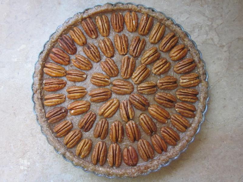 Raw Pecan Pie Recipe
