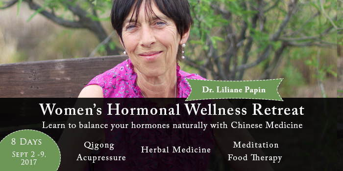 womens hormonal wellness retreat
